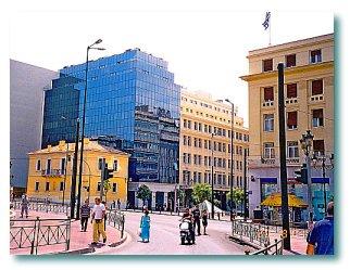 Αποτέλεσμα εικόνας για modern Athens photos