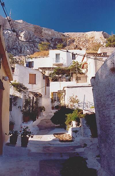 L 39 atene del xxi secolo gli antichi quartieri di atene for Ristoranti ad atene