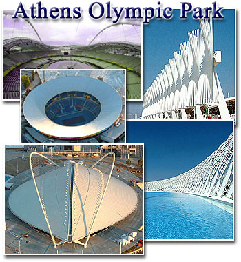 OAKA - Athens Olympic Sport Complex