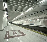 One of underground stations - Photo by Werner Huber