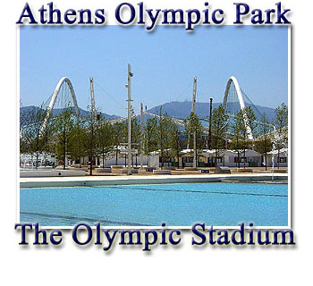 Athens Olympic Park - The Stadium